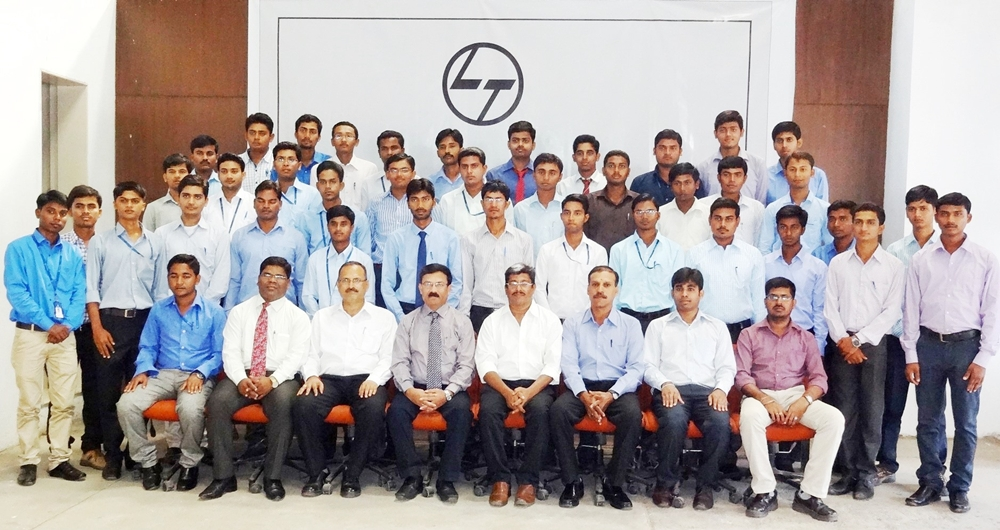 Personality Development for L & T