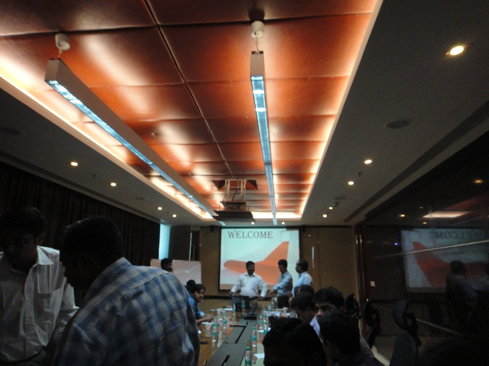 Corporate Training for Sheth Builders and Developers Mumbai