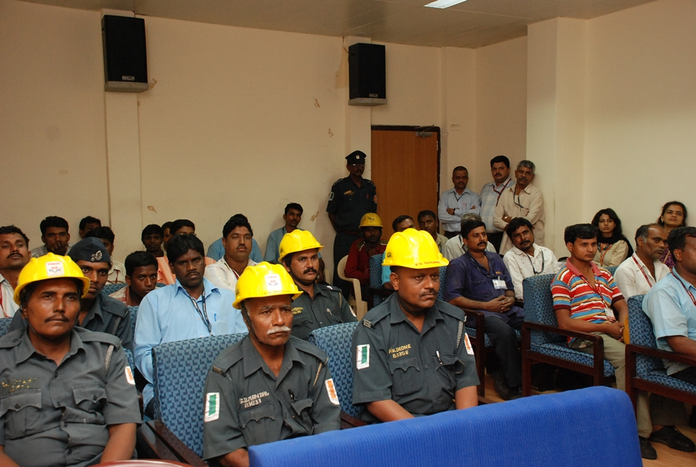 Fire, Safety and Soft Skills Training for HPCL Mumbai