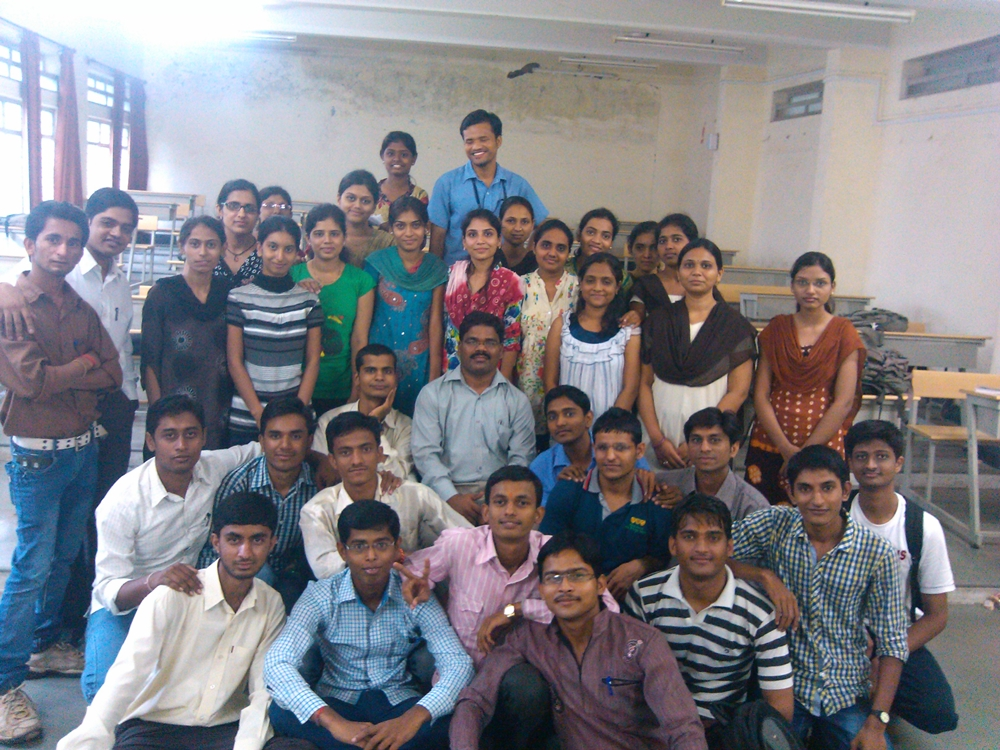 Personality Development Training for Government Engineering College Jalgaon